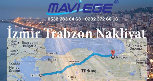 İzmir Trabzon Nakliyat